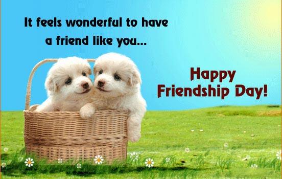 Friendship Day Facebook Status Messages
