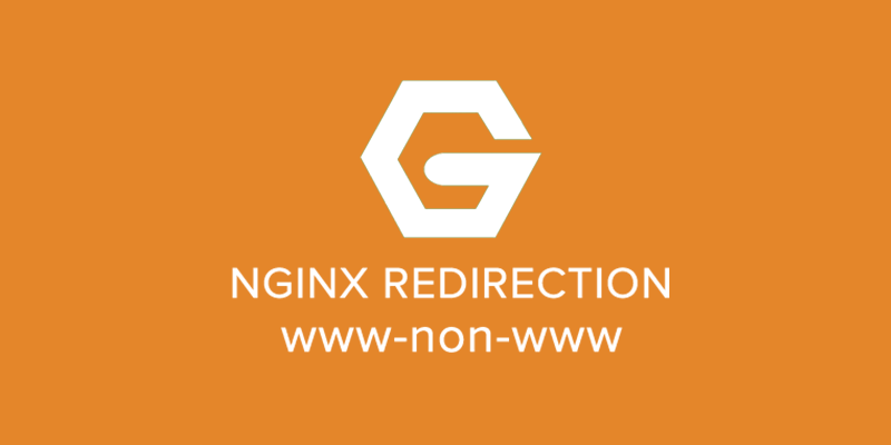 NGINX Redirection www non www and Vice Versa