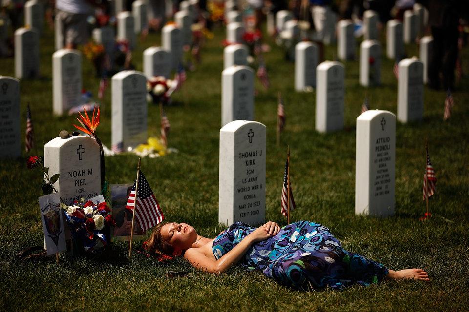 Memorial Day Virginia