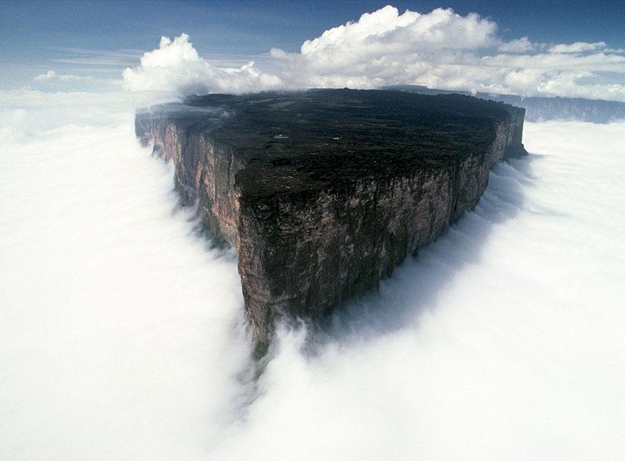 Mount Roraima, Venezuela - Brazil - Guyana