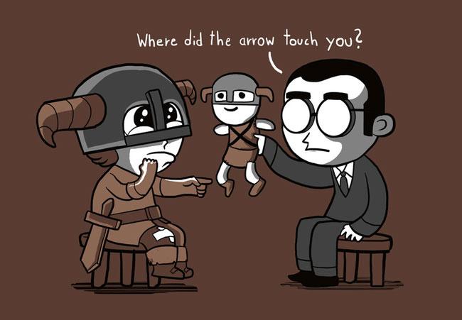 Handle Fallout