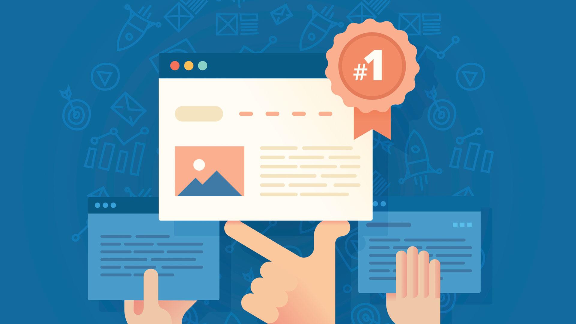 Enhance Website's Search Engine Ranking